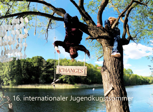 CHANGES – Jugendkunstsommer 2021