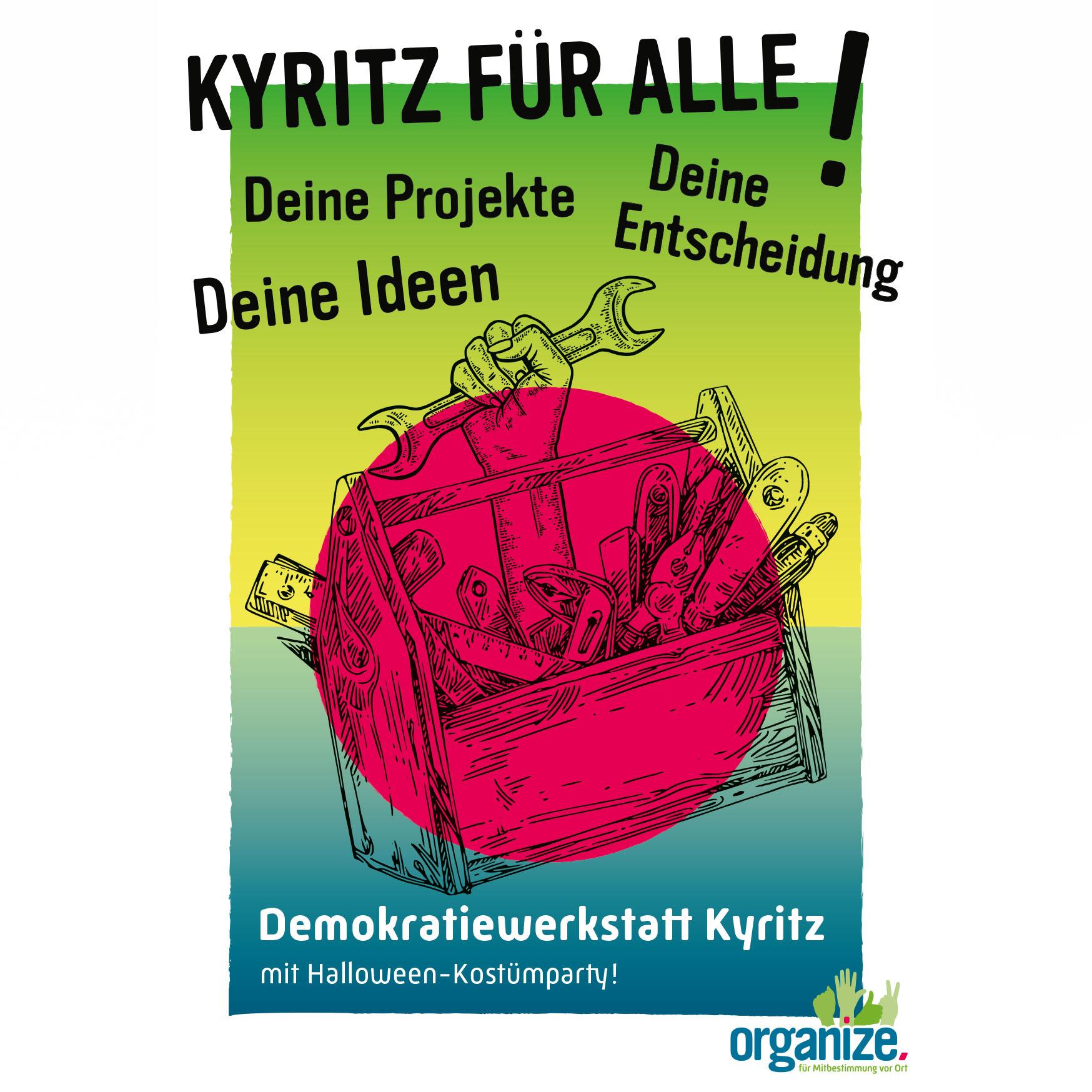 Anmeldung Demokratiewerkstatt Kyritz